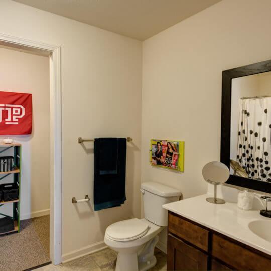 Indiana Bathroom